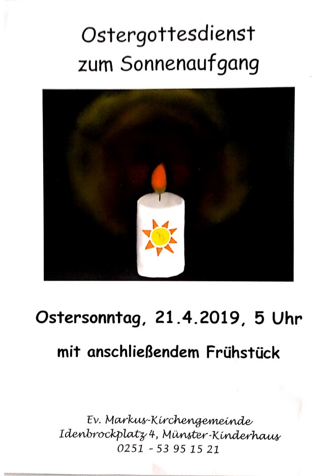 Ostersonntag2019